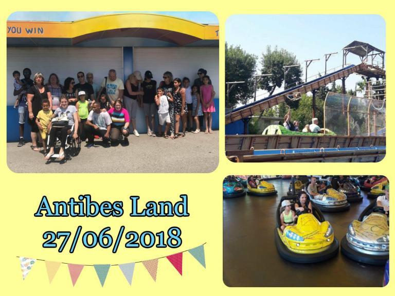Antibes Land