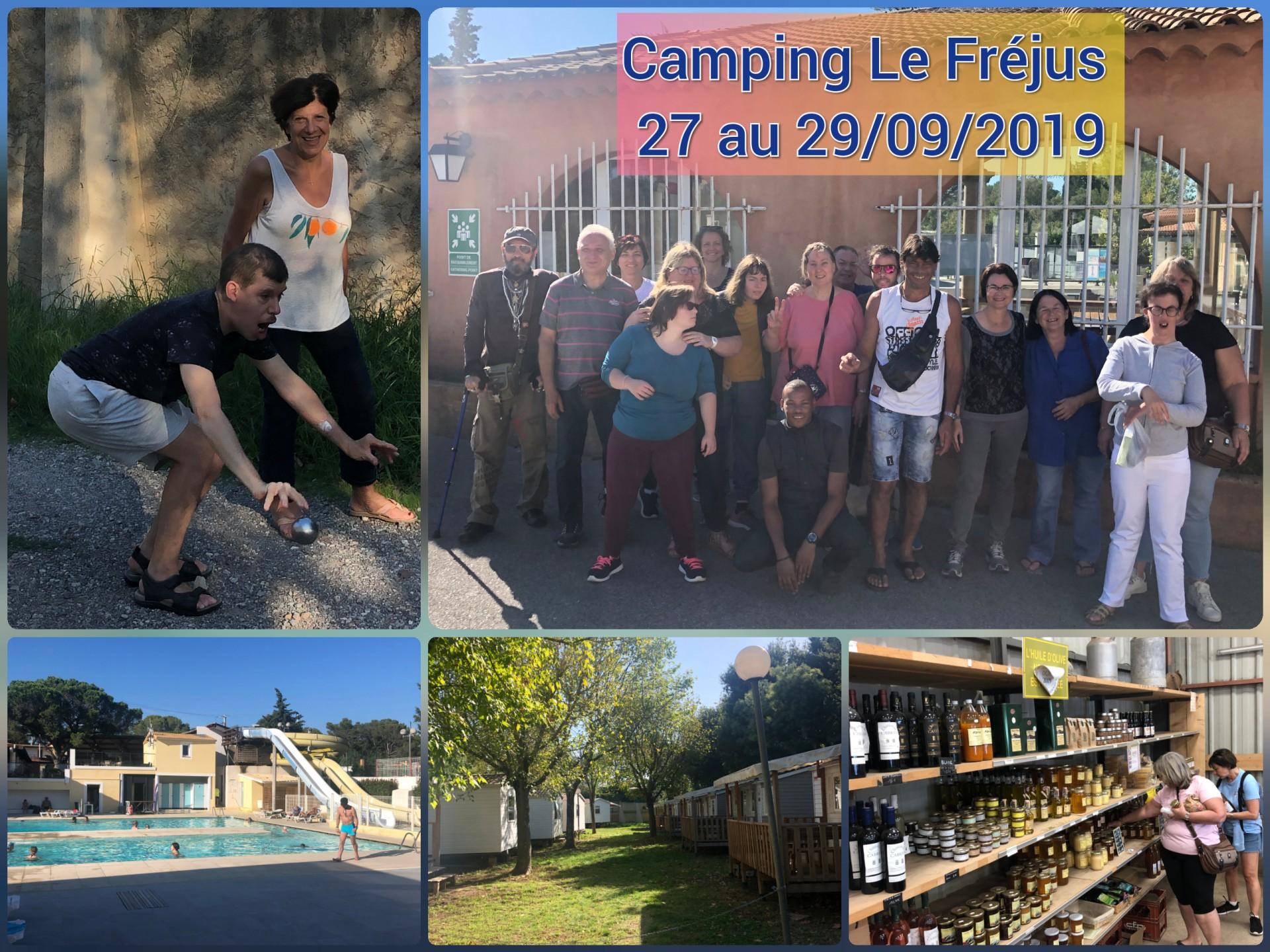 Camping Le Fréjus