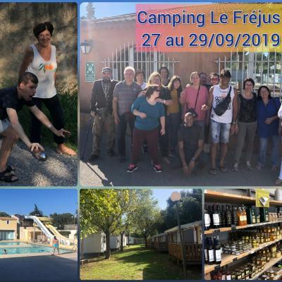 Camping et gîtes