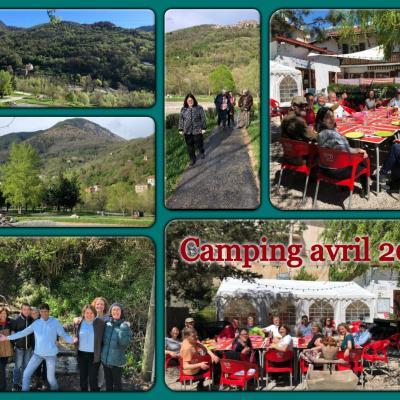 Camping Roquebillière