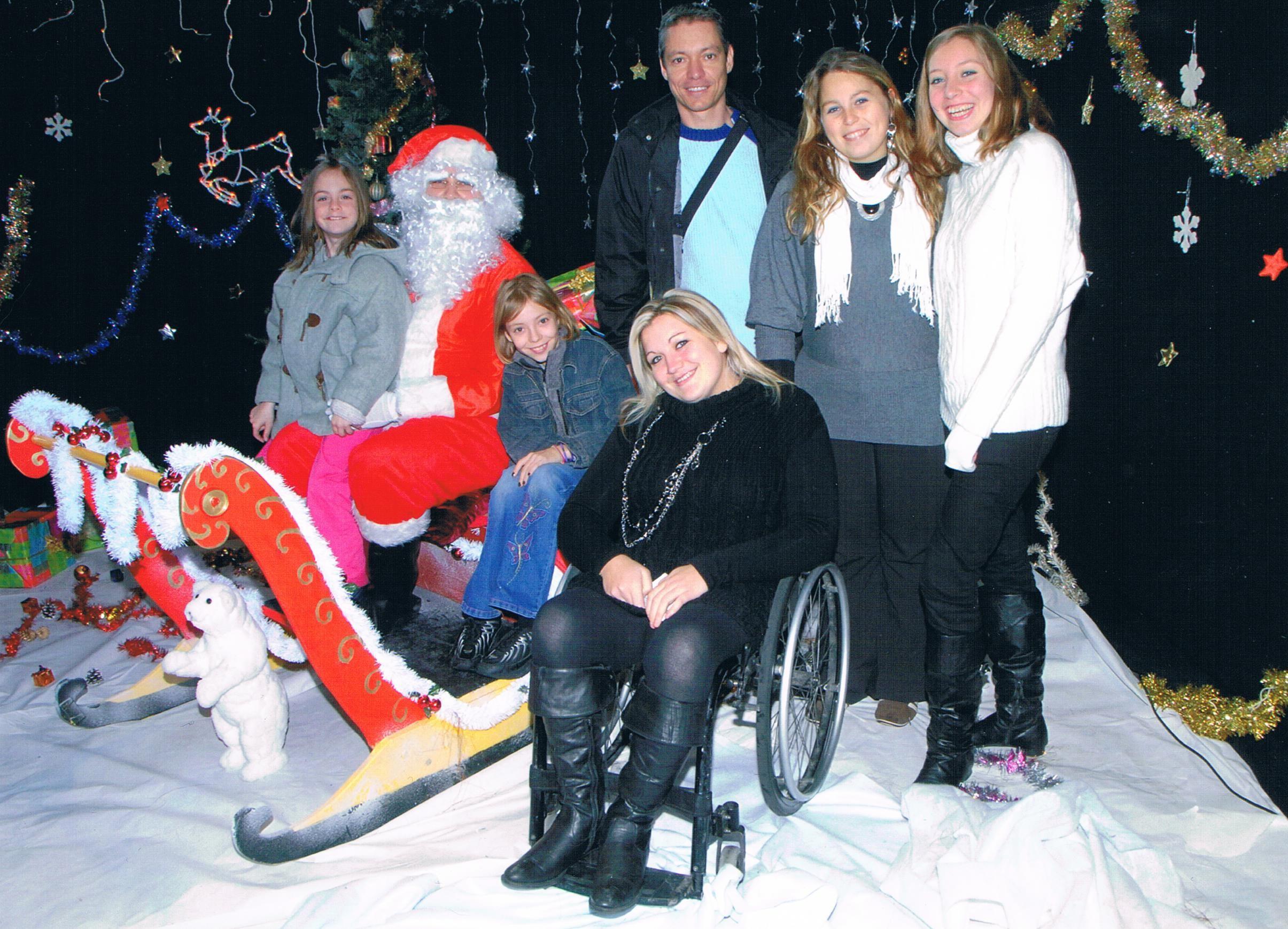 Noël 2009 à Contes