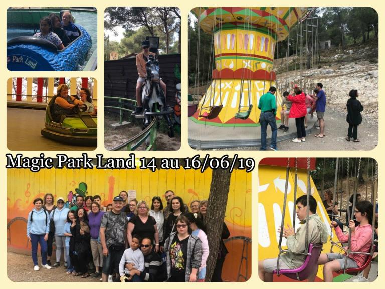 Magic Park Land 2019
