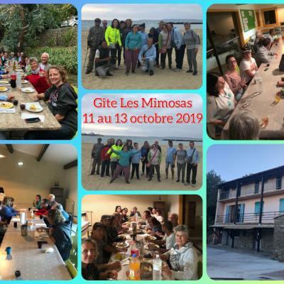 Gîtes Les Mimosas