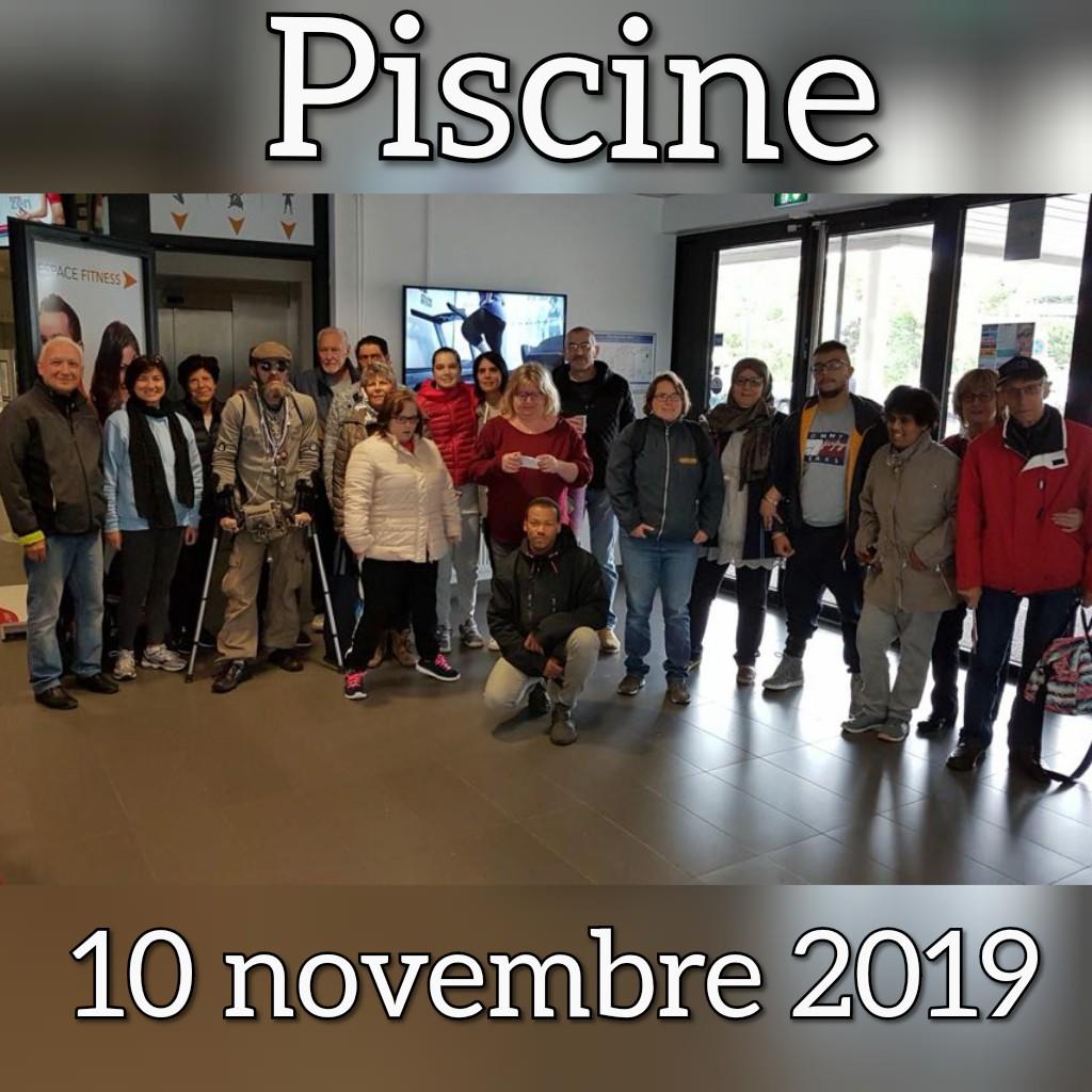 Piscine 10.11.2019
