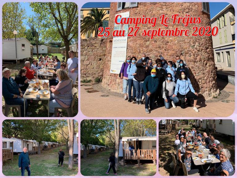 Camping septembre 2020
