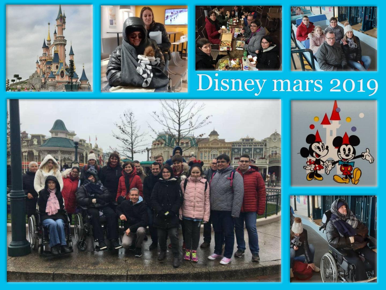 Disney mars 2019