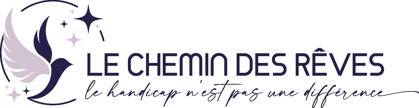 Logo horizontale avec baseline quadri